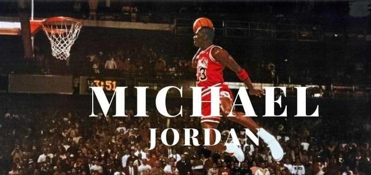 How old is Michael Jordan