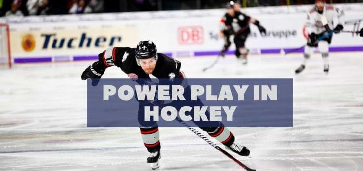 What is a power play in hockey
