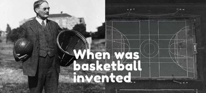 When was and who basketball invented?