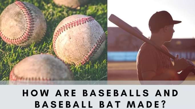 how are baseballs made