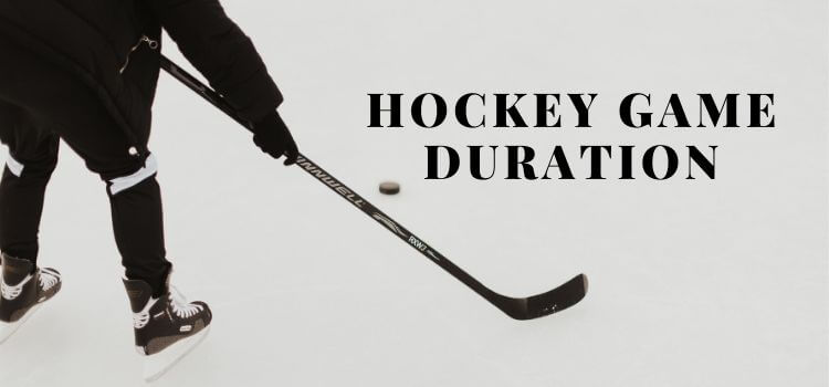 how long is a hockey game