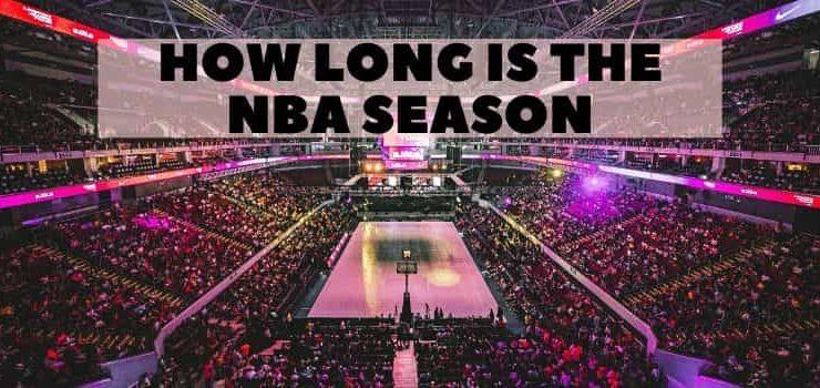 how long is the nba season