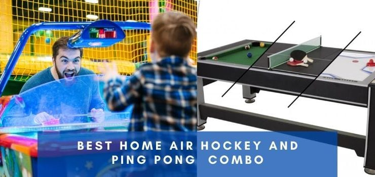Best home air hockey table