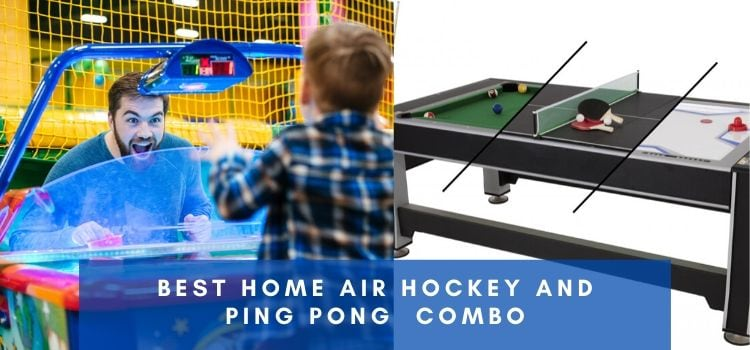 Top 10 Best home air hockey and ping pong tables combo reviews 2020