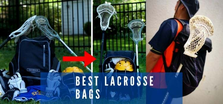 Best lacrosse backpack,gear bag,sticks bags reviews 2021