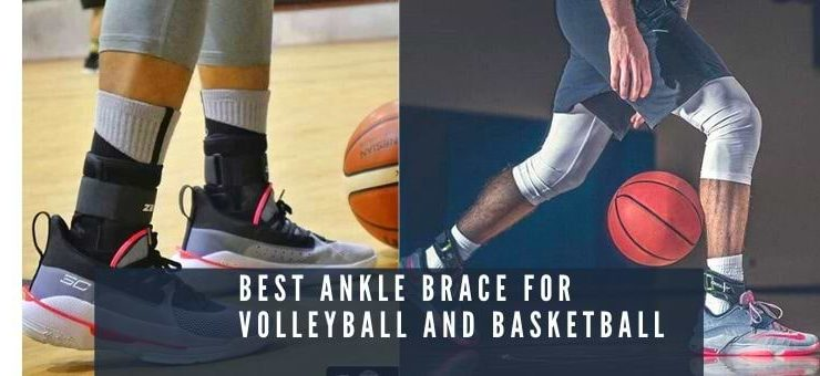 best ankle brace for volleyball and basketball