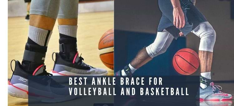 10 Best ankle brace for volleyball and basketball reviews 2020
