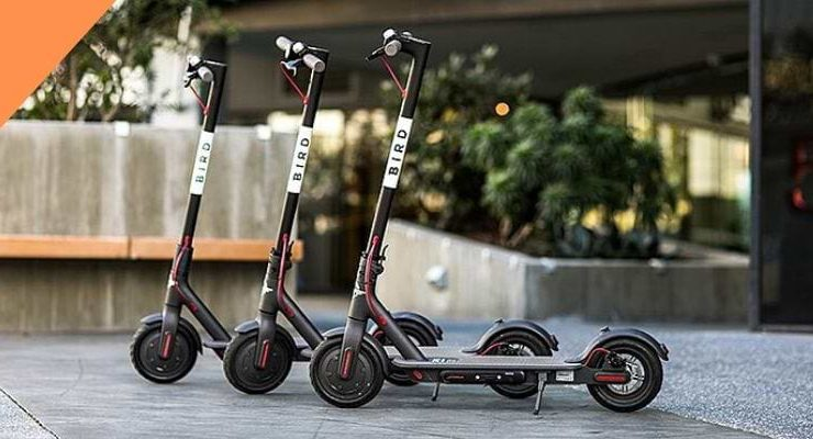 How much does bird scooter cost