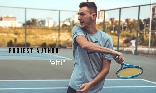proiest author efti