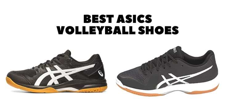 Best Asics volleyball shoes for men and women reviews 2021