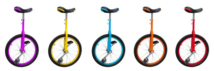 How much is a unicycle
