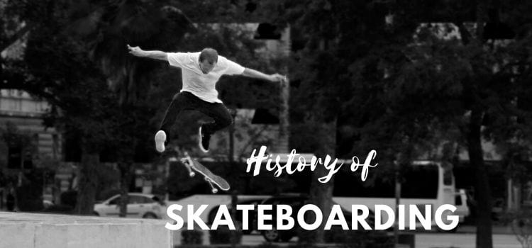 When was the skateboard invented