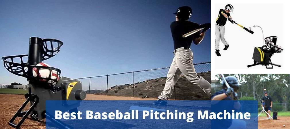 Best Baseball and Softball Pitching and soft Toss Machine Reviews 2021