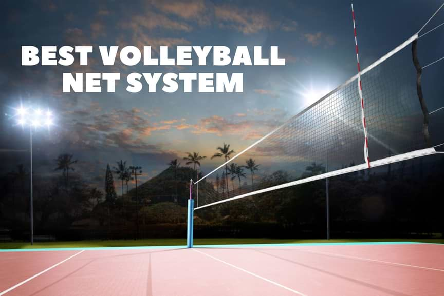 Best volleyball net system (portable and outdoor) reviews 2021