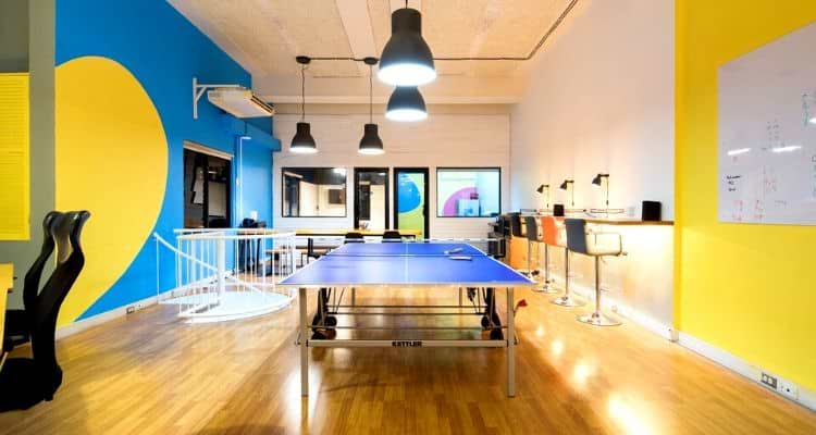 How much does a ping pong table cost with diffrent types
