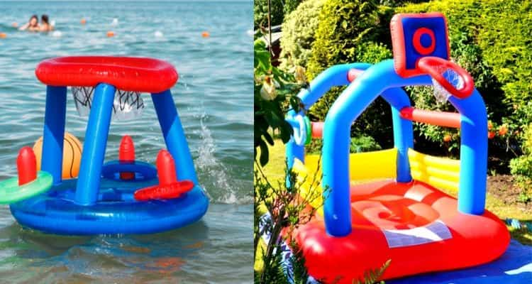 Best inflatable basketball court reviews 2021
