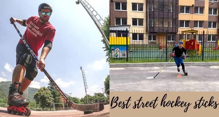 Best street hockey stick reviews 2020