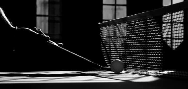 What equipment do you need for table tennis