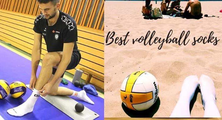 Best Volleyball Socks