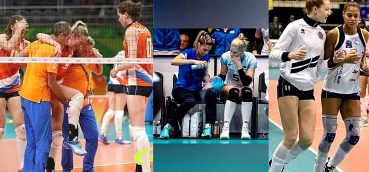 Most common volleyball injuries and solutions