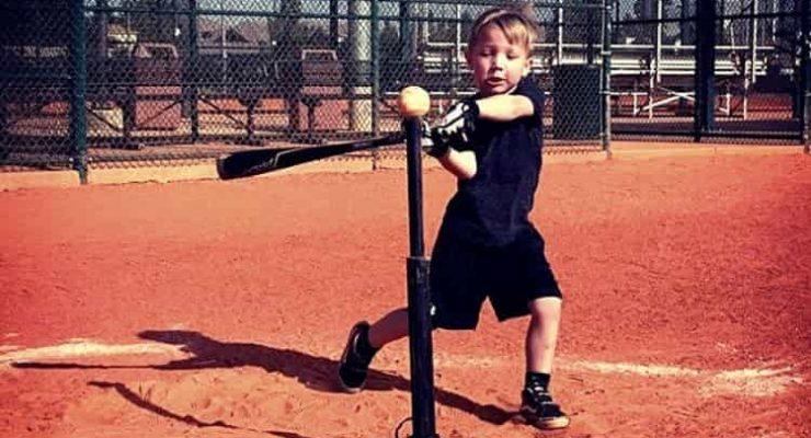 tee ball bat size