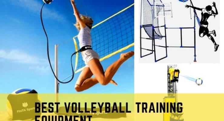 Best volleyball training equipment