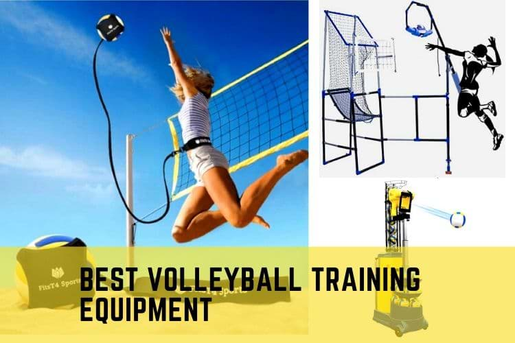 Best volleyball training equipment reviews 2021