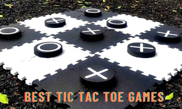 Best tic tac toe game board (wooden and giant) review 2020