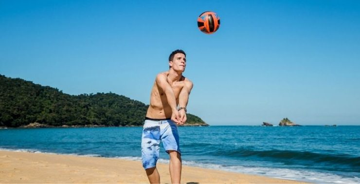 libero in volleyball