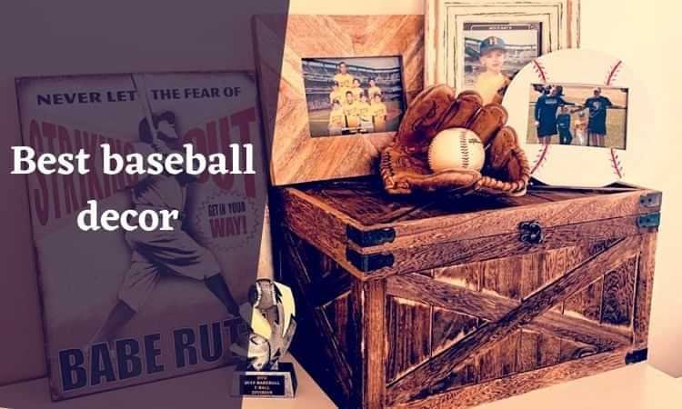 Best baseball decor (room, wall, party) reviews 2020