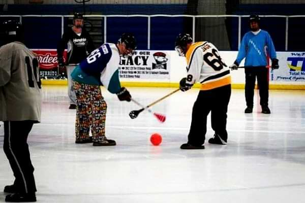 Best Broomball stick