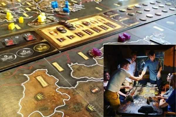 Best Game of Thrones Board