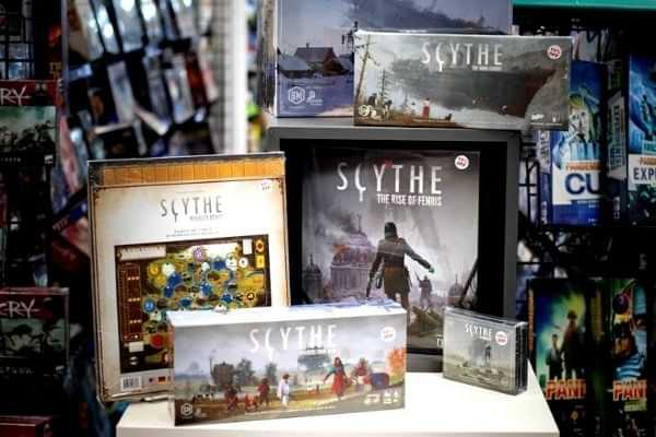 Best board games scythe