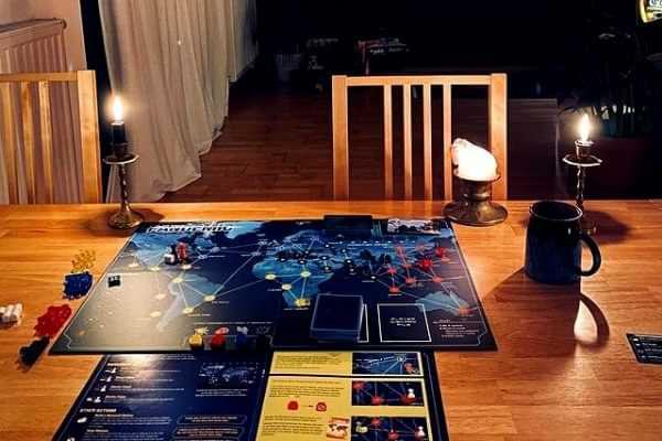 Best pandemic board games