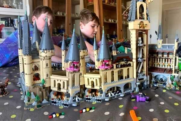 Best Harry Potter Lego castles