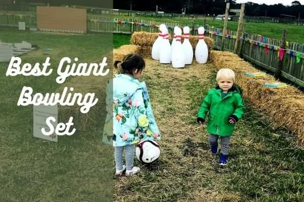 Best giant bowling set