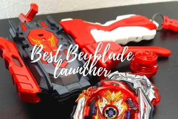 Best Beyblade launcher