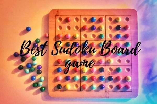 Best Sudoku Board game