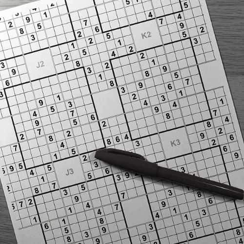 Sudoku Board diy