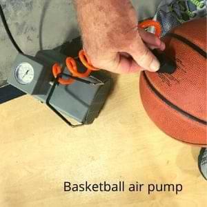 basketball air pump
