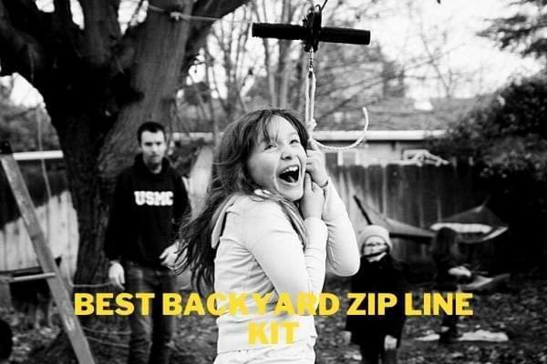 Best backyard zipline kit