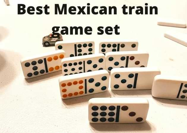 Best Mexican train game set
