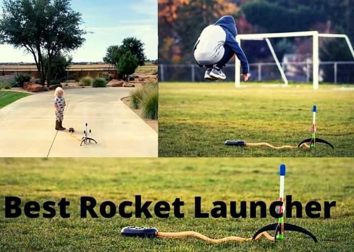 Best rocket launcher for kids