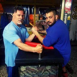 Arm Wrestling game