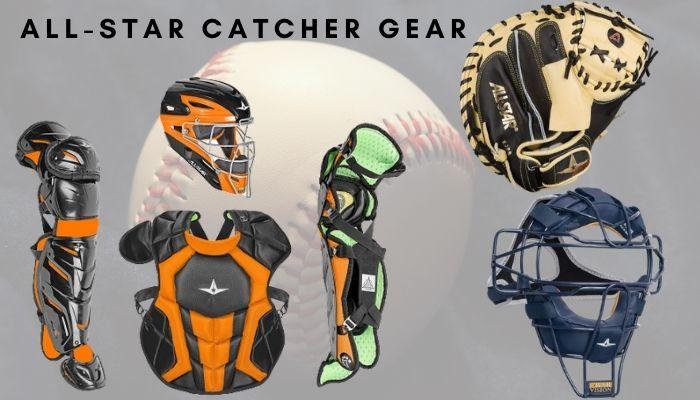 All-Star catcher gear review