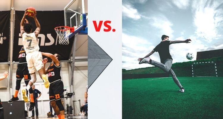 Basketball vs. Soccer
