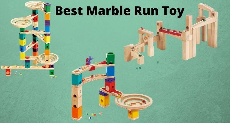 Best Marble Run Toy