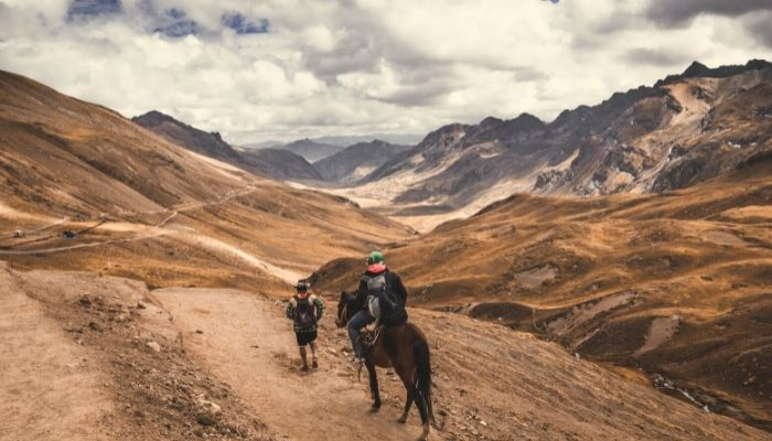 Horse Ride At Any Age
