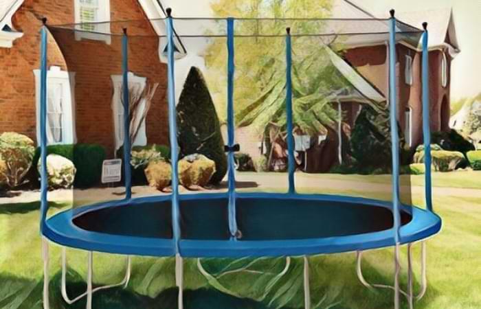 Bounce Pro trampoline vs. Skywalker trampoline